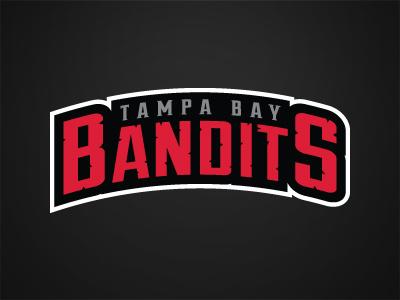 A11FL Tampa Bay Bandits Logo football sports logo tampa bay bandits a11fl