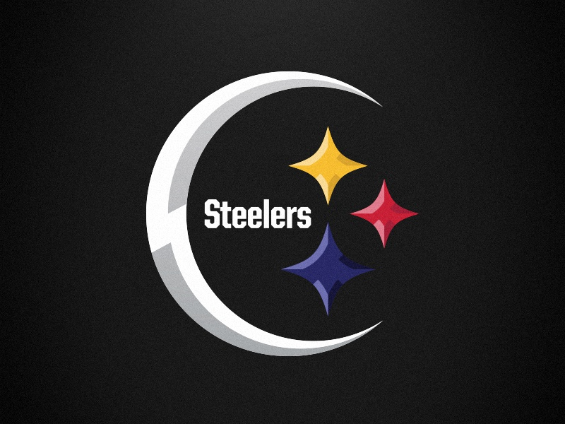 Pittsburgh Steelers Rebrand Concept By Brandon Williams Dribbble