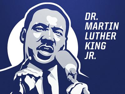 Dr. Martin Luther King Jr. visionary motivater speaker king luther martin