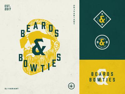 Beards & Bowties Branding