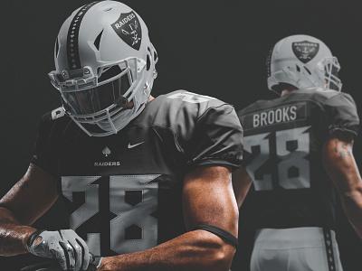 Las Vegas Raiders Reband Concept mockup team design nfl concept branding football sports logo