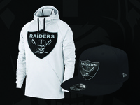 Las Vegas Raiders Reband Concept