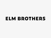 Elm Brothers - wordmark