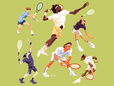 Tennis olympics gestre sports tennisplayer tennis