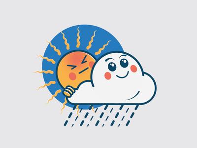 Fuckin' weather