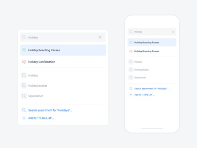 Daily UI - Search