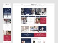 M&P Christmas Homepage