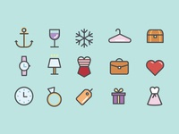 You Guessed It Dribbble! Even More Icons!