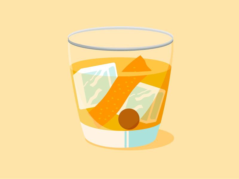 Cocktail drib