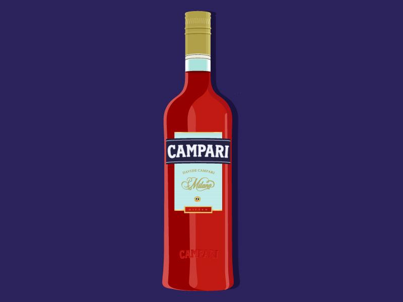 Campari dribbble2