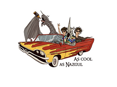 As Cool As Nazgul