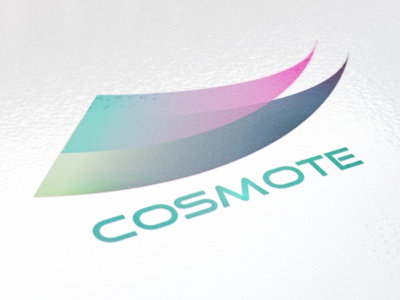 Dribbble 34 logo cosmote mobile phone