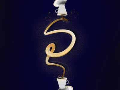 """S"" is for Scent of a Coffee"