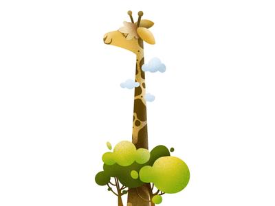 One Tall Giraffe