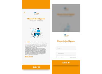 School System Web version