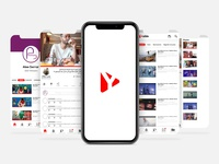 Youtube UI/UX Redesign