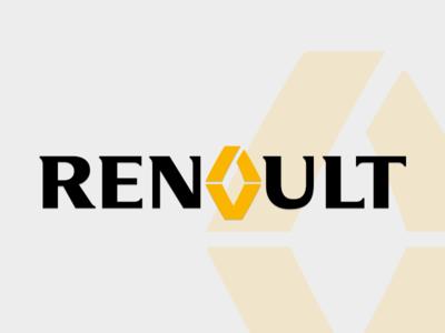 Renault Logo Redesign