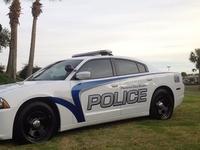 PCB Police Car
