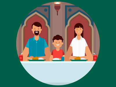Holiday inn - Little Big Travellers aftereffects joysticksnsliders adobe aftereffects illustrator illustration after effects vector animation