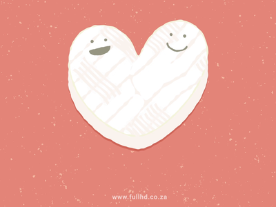 Happy Valentines day from fullhd :) brie cheese valentines valentines day love vector after effects animation