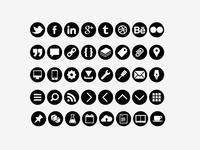 gonzodesign Icon Font