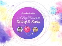 Thanks Mr. Dhiraj!