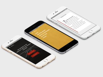 Armenian Stories Responsive Website