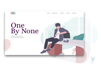 Illustrative Web Design
