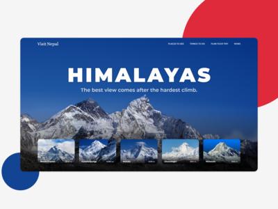 Promoting Visit Nepal 2020