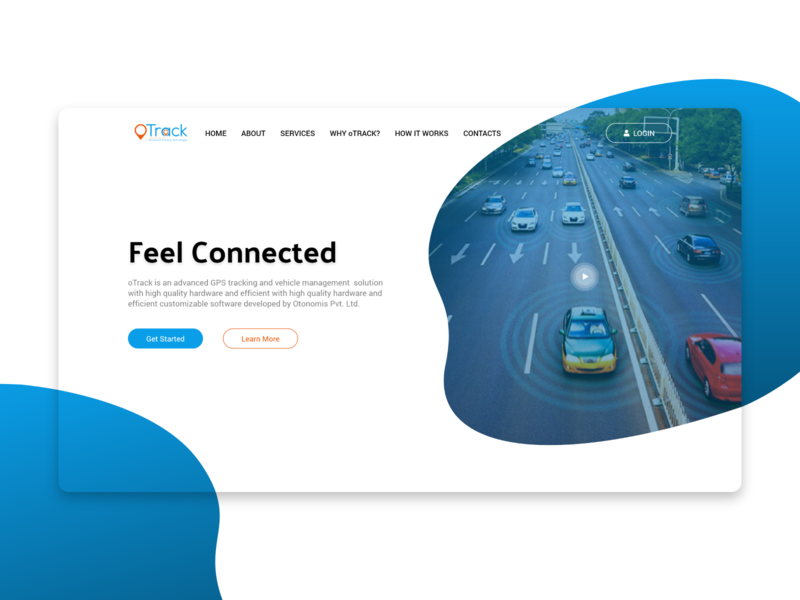 Vehicle Tracking System by Pramod Poudel on Dribbble