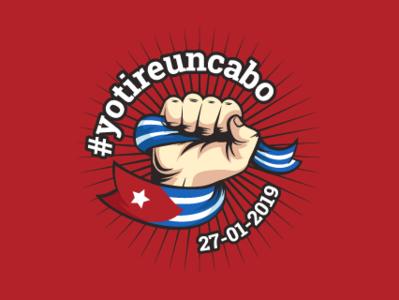 #Yotireuncabo graphic design illustration pais naturaleza fuerza patria amor pueblo habana cuba desastre tornado yotireuncabo