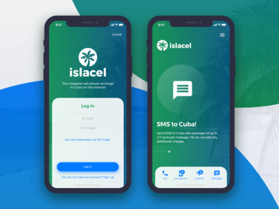 Islacel App