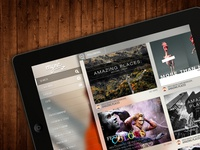 Micro-Magazine for iPad