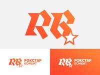 Logotype: Rockstar Bombit