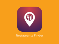 Restaurants Finder Logo
