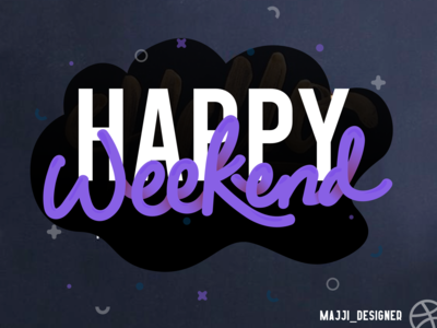Happy Weekend Guys!!!