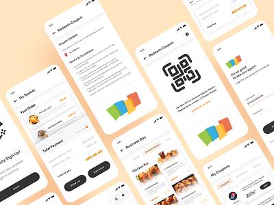 Coupons App Concept coupons coupon coupons app app design application app ux ui design