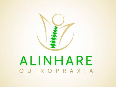 Alinhare Quiropraxia Logo
