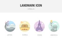 Landmark Icon