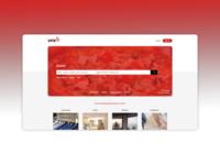 Yelp Website Redesign Concept