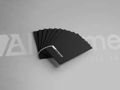 Alchemee Business Card