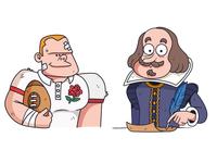 English basics quiz - Editorial illustration 02