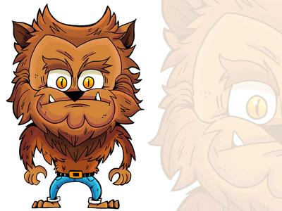 Monstrokeuj 1/50 - Werewolf