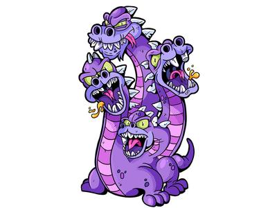 Monstrokeuj - Hydra