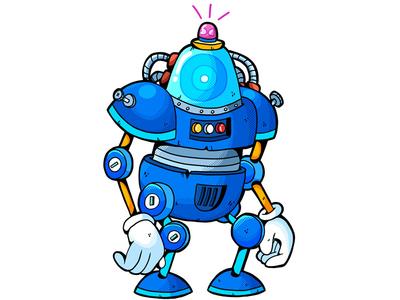 Monstrokeuj- Robot
