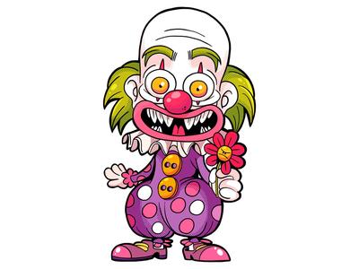 Monstrokeuj - Psychopathic clown