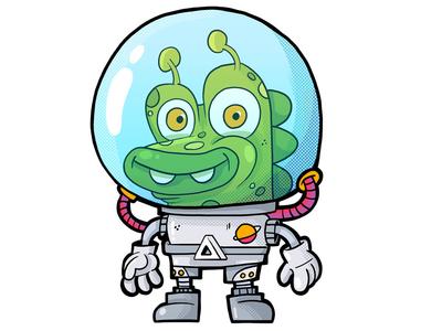 Monstrokeuj - Alien