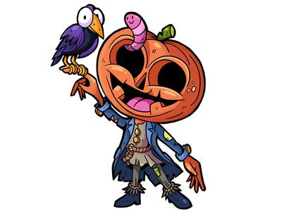 Monstrokeuj - Scarecrow