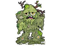 Monstrokeuj - Swampman
