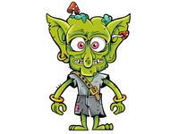 Monstrokeuj - Goblin